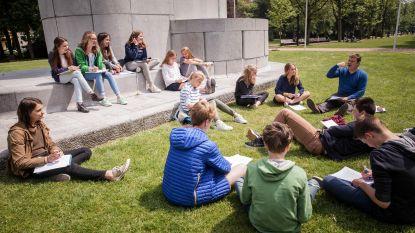 Gentse jongeren willen meer chillplekken en gratis wifi