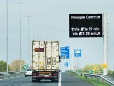 A73 tussen Rijkevoort en Malden is alweer open