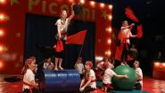 School wordt 'Circus Picolini'