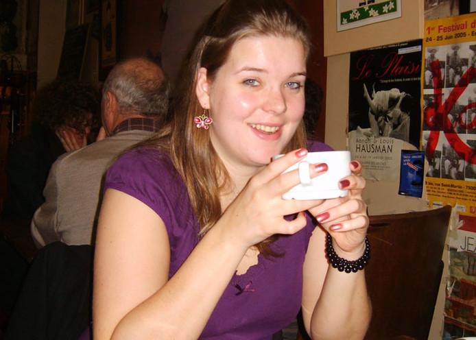 Melanie Wesdorp, secretaris van de Stichting Ragweek Nijmegen.