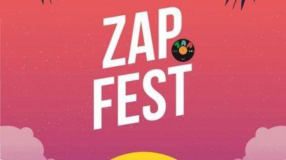 Vijfde editie ZAPfest met optredens en workshops