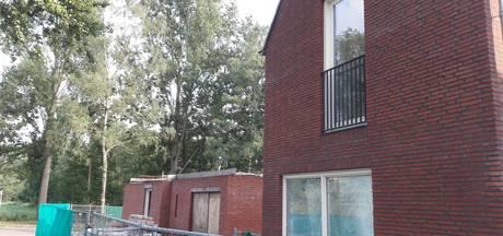 Slak bouwt een huis in Oisterwijk: Wolvensteeg ergert zich al vijf jaar groen en geel