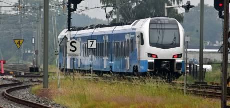 Geen treinen tussen Lochem en Goor door stroomstoring