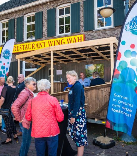 Gemeente Dalfsen gaat gesprek aan met bevolking in eigen mobiele café