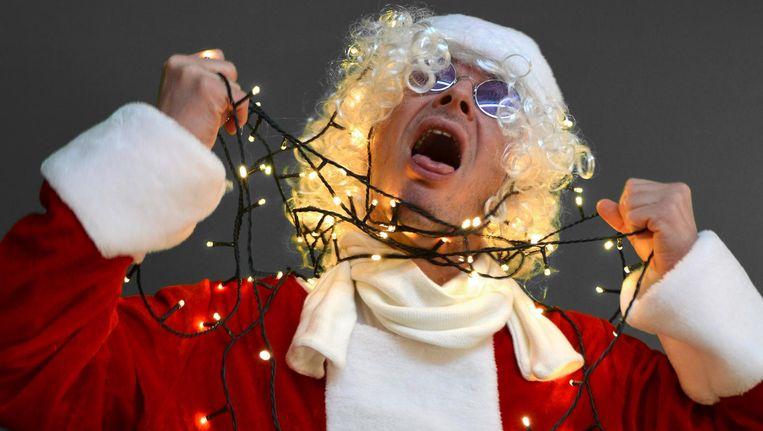 Laat je niet kennen: december kun je ook zonder kerst vieren. Beeld Mike Goad/Flickr