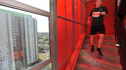 Silverrun wordt 'Belgisch Kampioenschap trappenlopen'