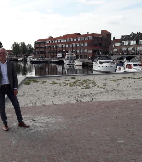 Ontwerper Waterfront Harderwijk ziet horecapand wel zitten