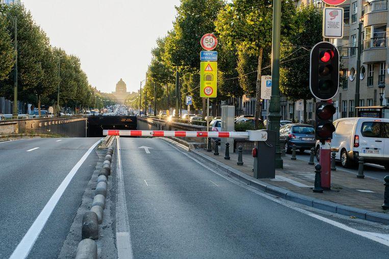De Leopold II- en de Rogiertunnel gaan weer open vanaf 2 september.