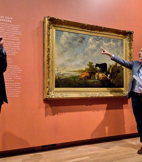 'Oude Dordtse meester Albert Cuyp was een photoshopper'