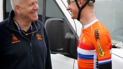 """Johan Lammerts weet wat het is om op jonge leeftijd Ronde van Vlaanderen te winnen: """"Ik moést aanvallen, Van der Poel niet"""""""