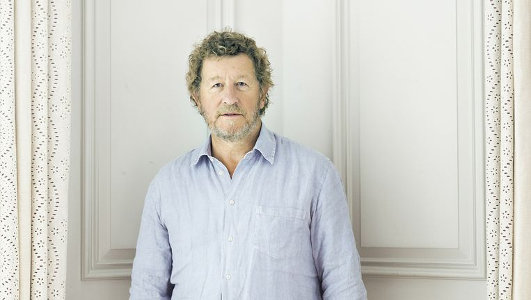Sebastian Faulks. Beeld Anna Huix / Getty