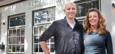 Restaurant Hanninkshof in Usselo na vijf jaar weer te koop