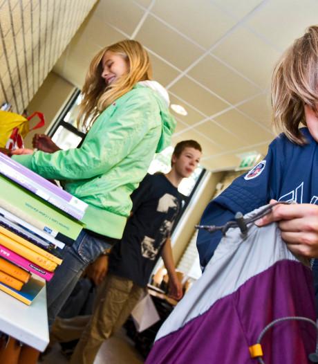 Inschrijven bij middelbare scholen in de Langstraat; wie zijn de stijgers, wie de dalers?