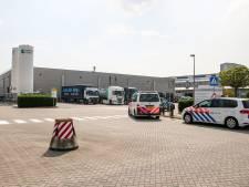 Kunstmestfabriek Yara in Vlaardingen uit voorzorg tijdelijk stilgelegd