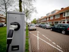 'Klevers' oplet: parkeren bij laadpaal in Utrecht gaat geld kosten