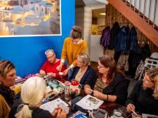Smullen, kletsen en haken, zo verliep de eerste Smaak & Haaktocht in Bodegraven