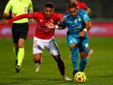 Marseille even in schaduw PSG na zege op Nîmes
