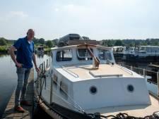 De havenmeesters van Dalfsen hebben topdrukte deze zomer: Wij doen veel meer dan bootjes kijken