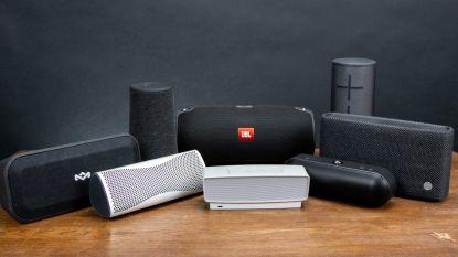 Getest: dit zijn de beste bluetooth-speakers onder 200 euro