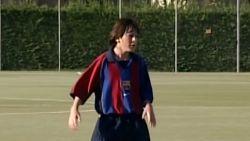 """The making of Lionel Messi, deel 2. De vlucht naar Europa: """"Eerst dachten we dat hij niet kon praten"""""""