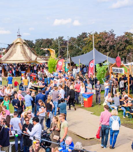 Bier- en wijnfestival Kannen en Kruiken verrijst in Zwolle