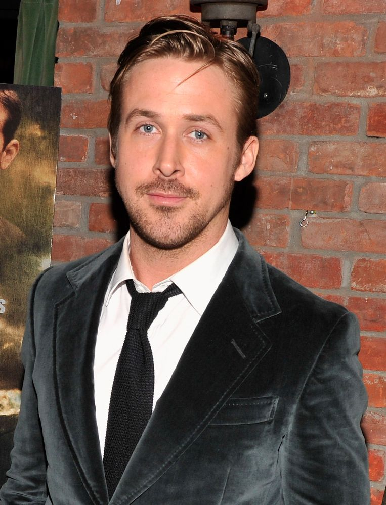 Acteur en nu regisseur Ryan Gosling. Beeld afp