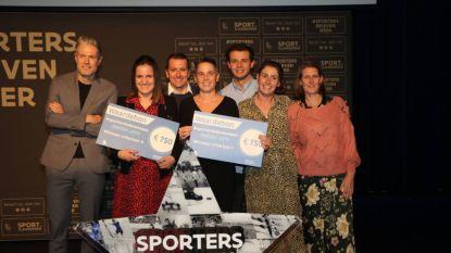 Stedelijke sportdienst valt meermaals in de prijzen