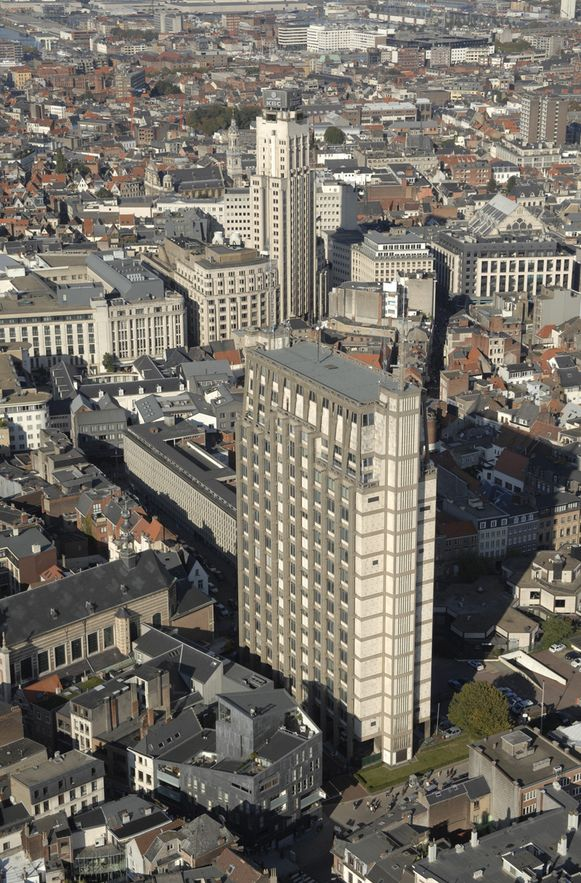 De Oudaan, het kloppend hart van de Antwerpse politie.