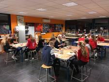 170 leerlingen uit Vriezenveen halen met vastenactie 8750 euro op