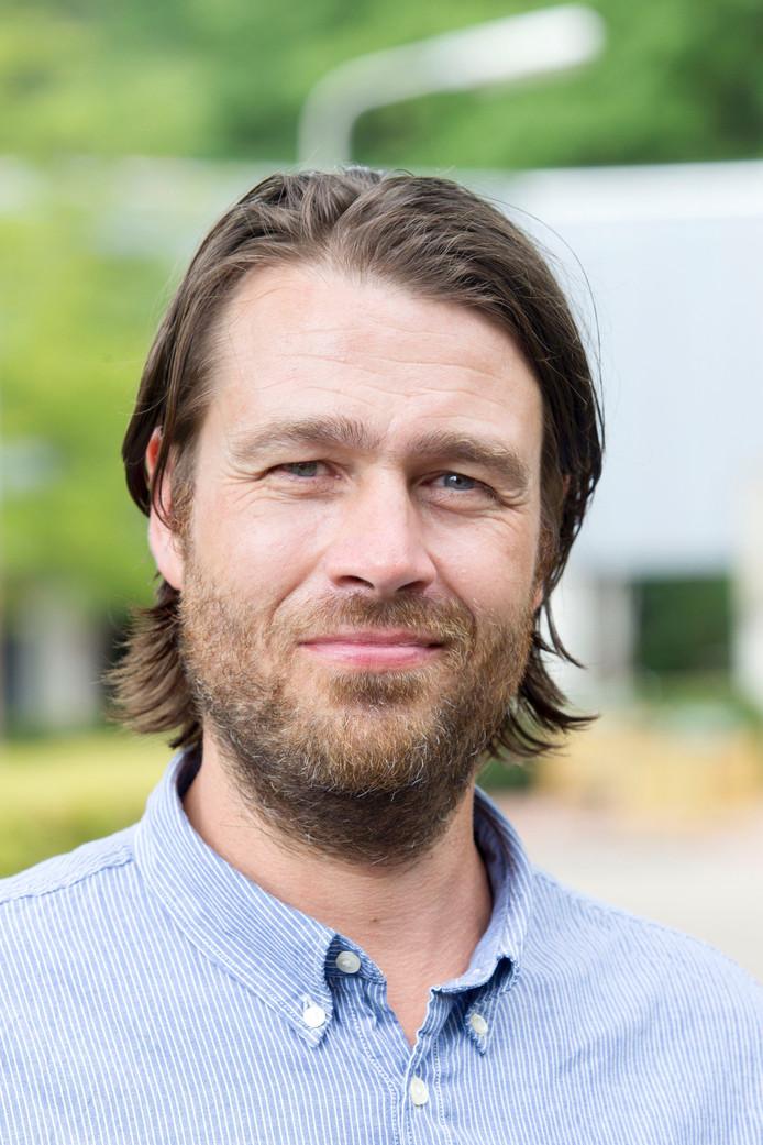 Behandelcoach Mathijs Olthuis