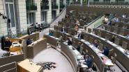 Ook Vlaams Parlement voert mondmaskerplicht in