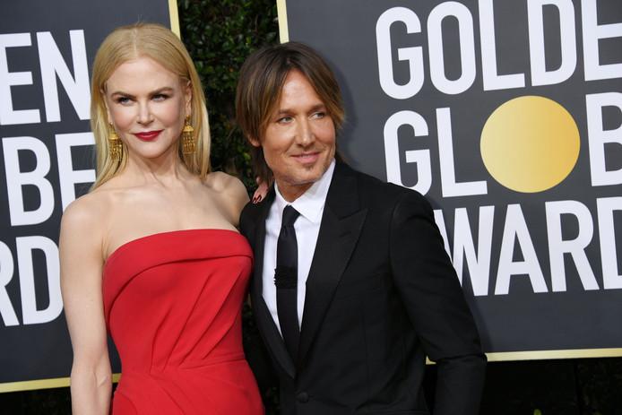 Nicole Kidman en Keith Urban.