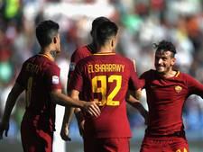 Strootman en AS Roma sluiten topweek in stijl af