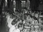 Een mini-vakantie op de Heikant in Waalre, wie was erbij in 1960?