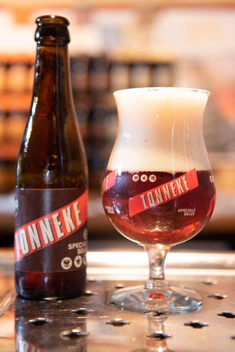 De  Spéciale Belge van brouwerij Contreras.