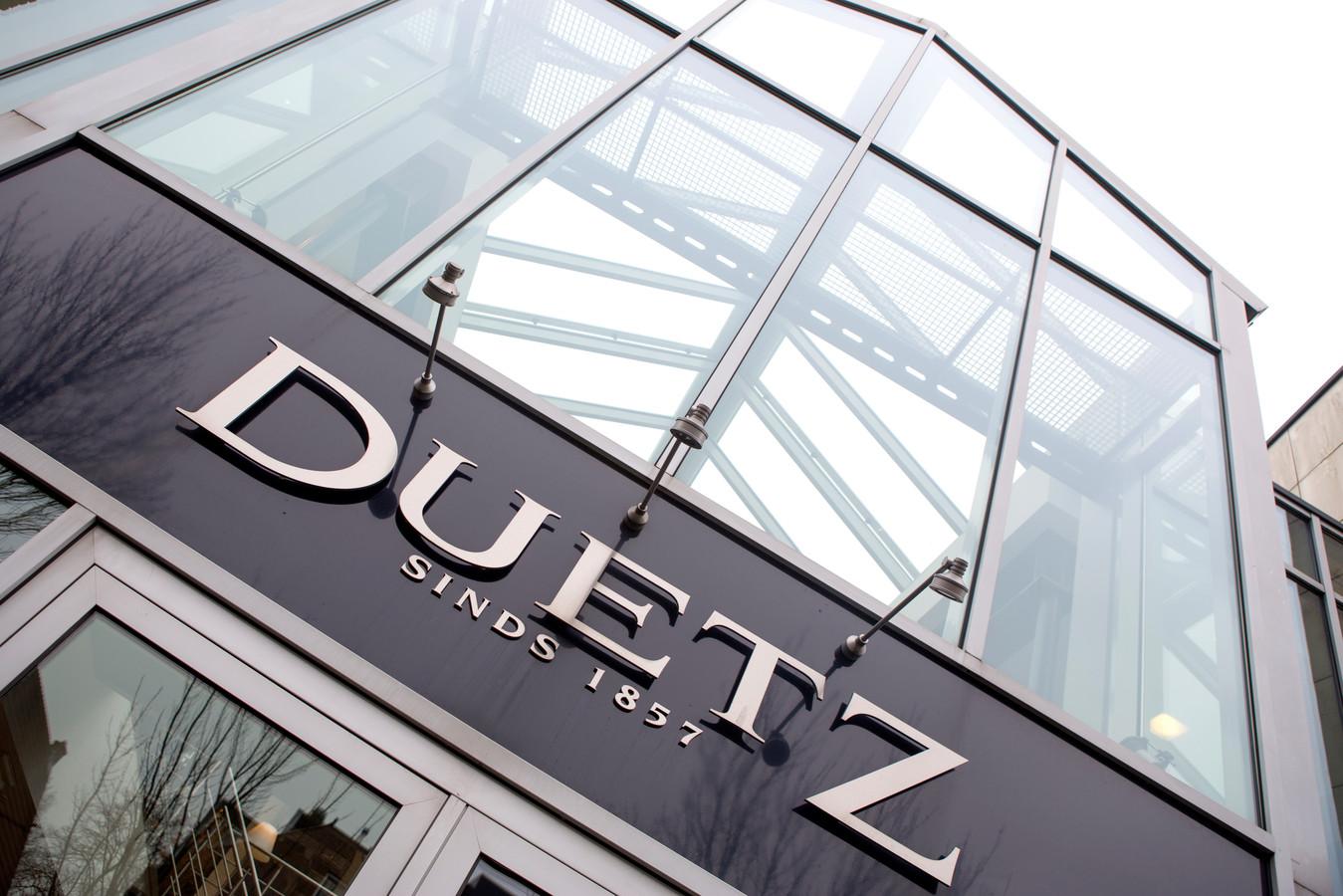 De vestiging van Duetz in Zeist
