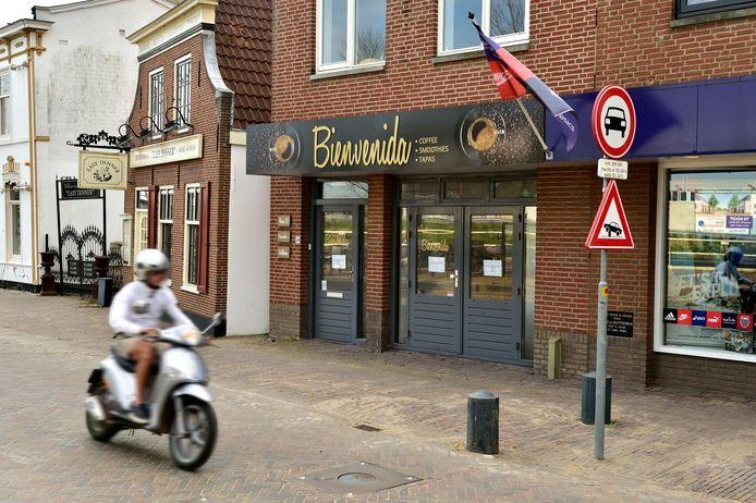Tapasbar Bienvenida in Waddinxveen.