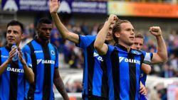 Club Brugge-fans die anti-Joodse liederen scandeerden worden niet vervolgd