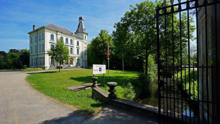 Kasteel Borluut in Sint-Denijs-Westrem.