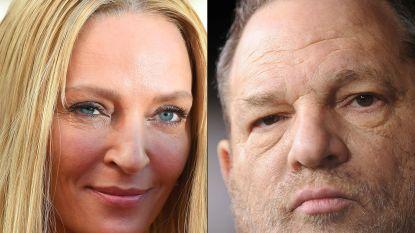 Uma Thurman spreekt eindelijk over Weinstein en ook Tarantino krijgt ervan langs