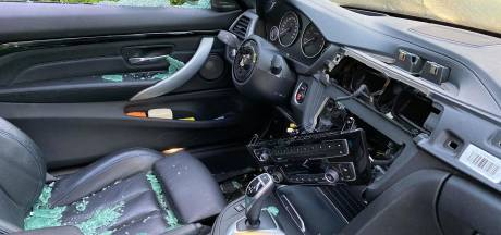 Drie BMW's leeg geplunderd in Oisterwijk: 'Afwachten wanneer de bende opnieuw zijn slag slaat'