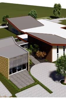 Forse uitbreiding Staphorster kerkgebouw De Rank
