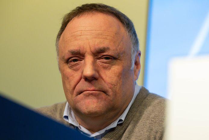Le virologue de la KU Leuven Marc Van Ranst.