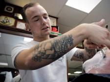 Vaders en zonen doen Kei Scherp groeien: Osse barbier wordt twee keer zo groot