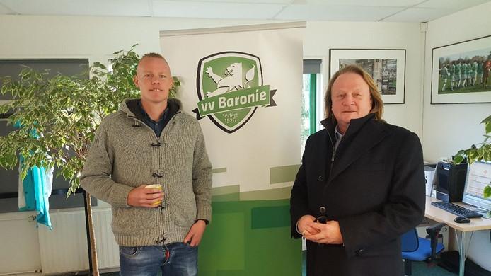 Tom Beugelsdijk en Rob Vergouwen.