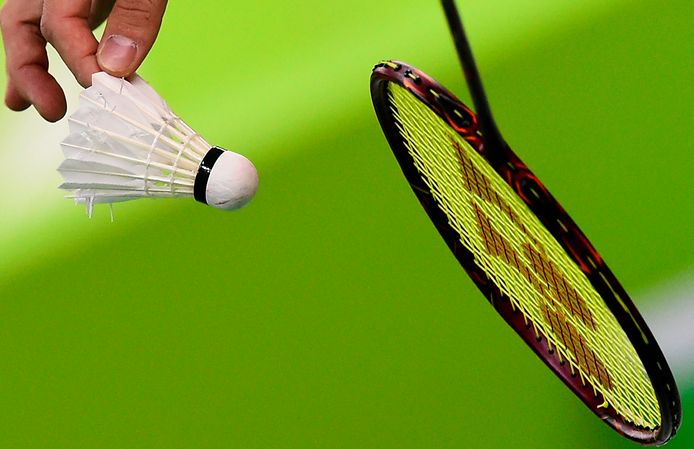 Criminele ondermijning bij sportclubs, ook bij badminton.