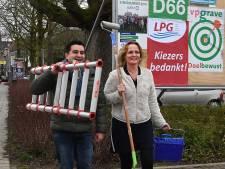 Herindeling Land van Cuijk: houding Grave 'jammer'