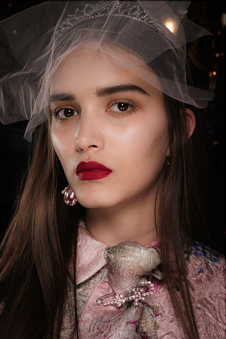 M.A.C Cosmetics voor Luisa Beccaria