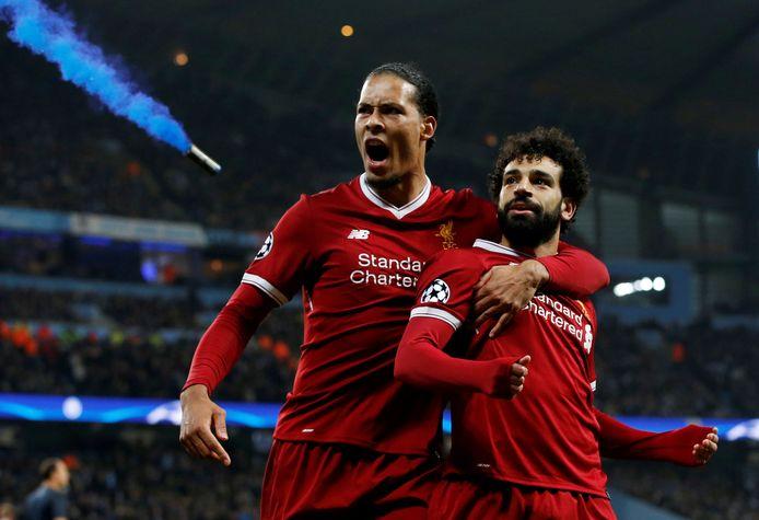 Virgil van Dijk volgt mogelijk zijn ploeggenoot Mohamed Salah op als Player of the Year.