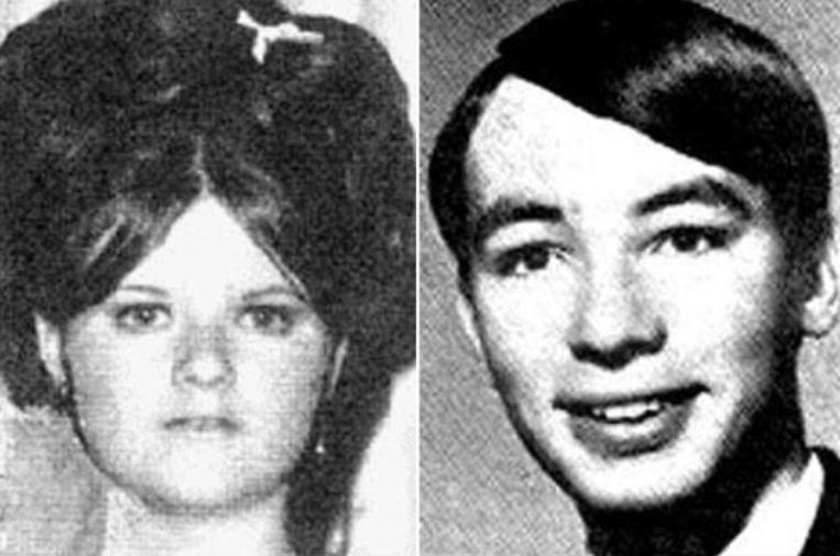 Betty Lou Jensen (16) en David Arthur Faraday (17).